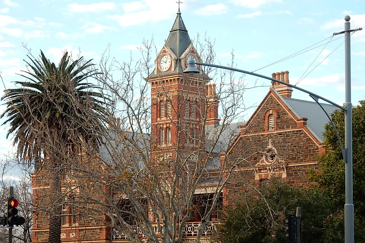 Australian Lutheran College