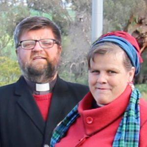 Pastor Christian & Sarah Joy Fandrich
